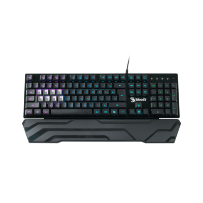 B380 Light Strike 8 Key Optical RGB Gaming Keyboard