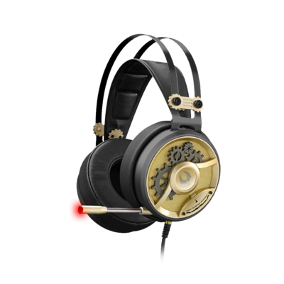 M660G Chronometer UHDR Gaming Headset - Gold
