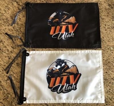 UTV Utah Flag (12