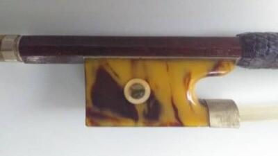 Vintage Artistic German Violin Bow - 1890's-1925's
