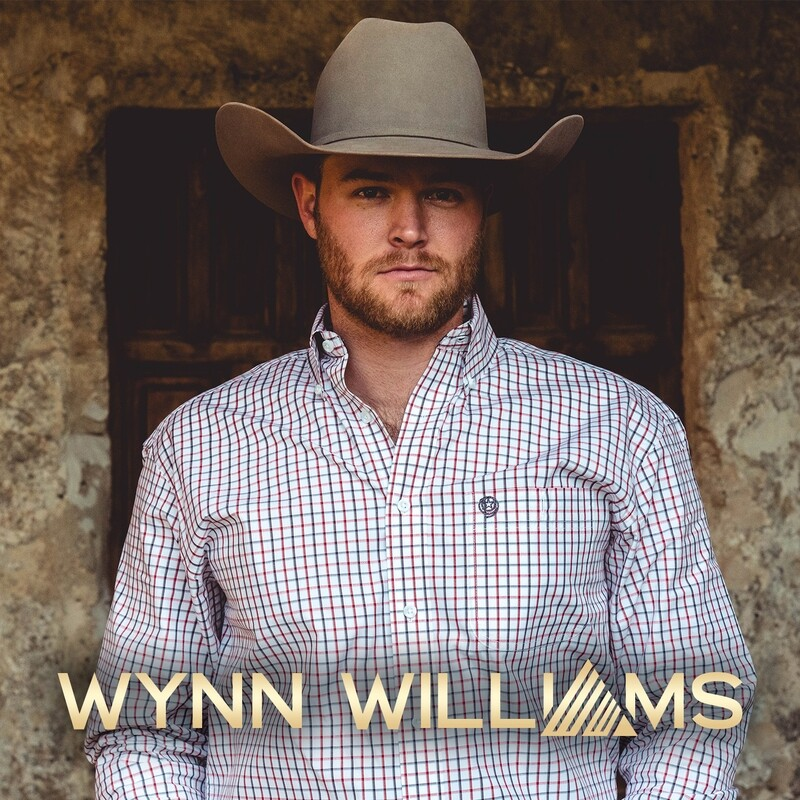 Wynn Williams CD - Pre-Order