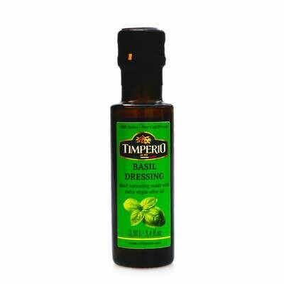 Basil flavored extra virgin olive oil 100 ml