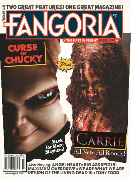 FANGORIA® Issue #327 00076