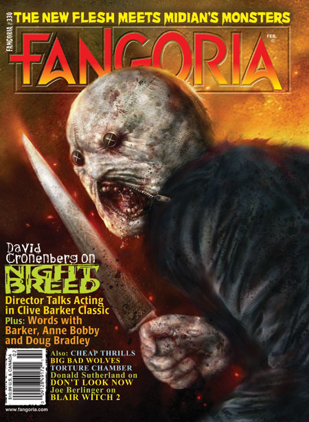 FANGORIA® Issue #330 00084