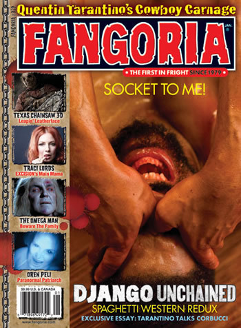 FANGORIA® Issue #319 00004