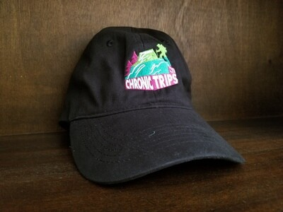 Chronic Trips Embroidered Hat