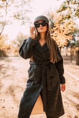 Wool Coat  October Dream