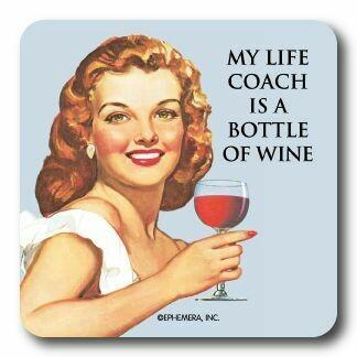 Life Coach Coaster By High Cotton