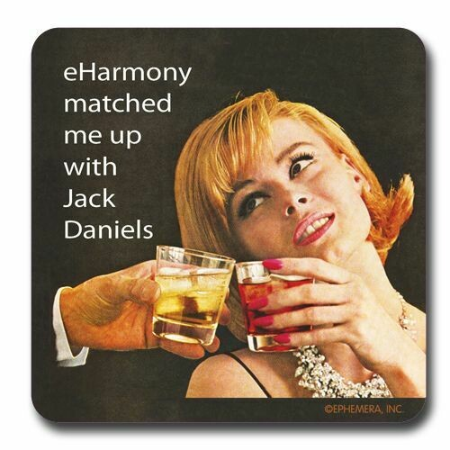 eHarmony Coaster By High Cotton