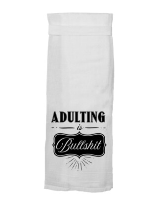 Adulting Is Bull By Twisted Wares