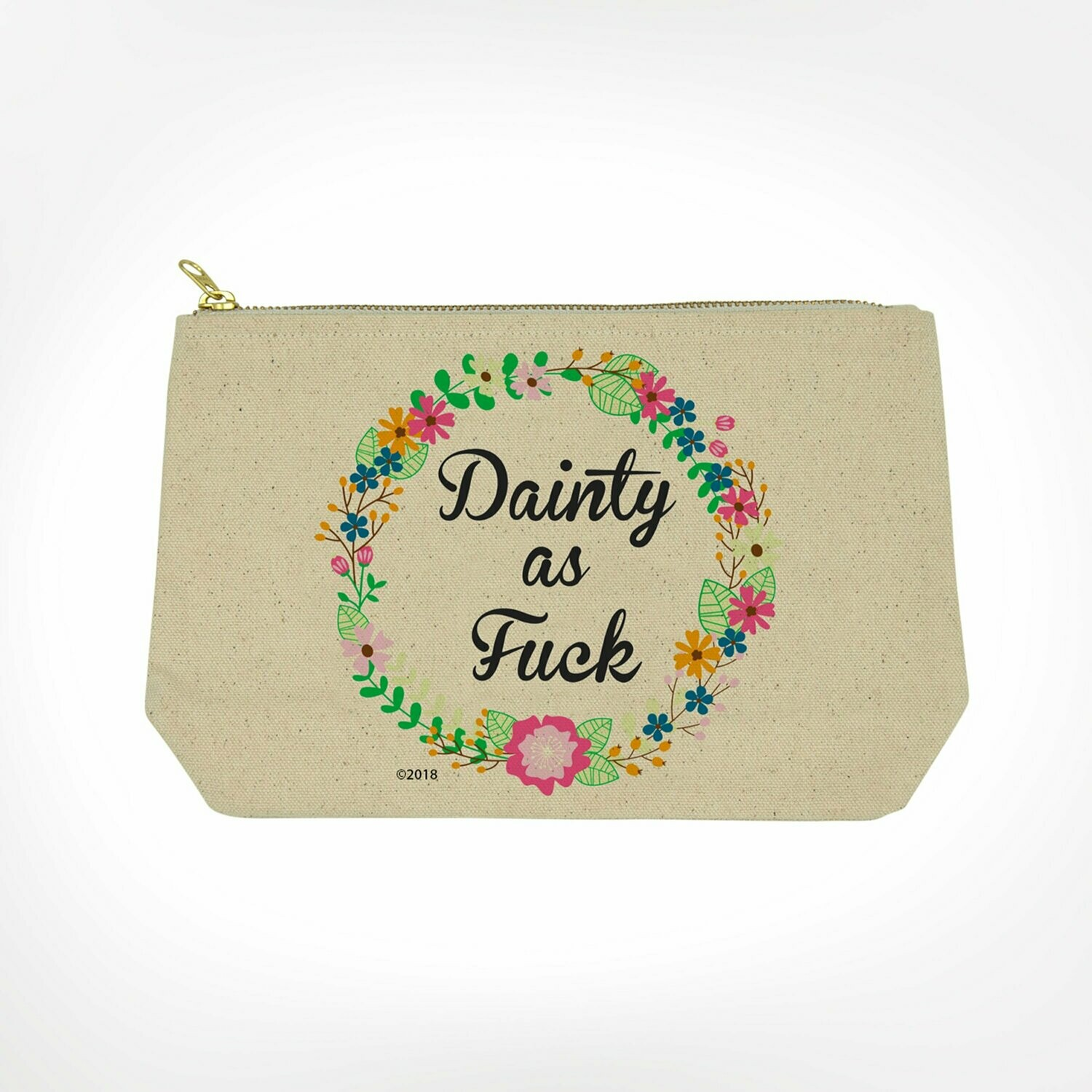Danity As F Makeup Bag By Twisted Wares