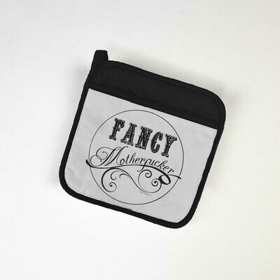 Fancy Mfer Potholder By Twisted Wares