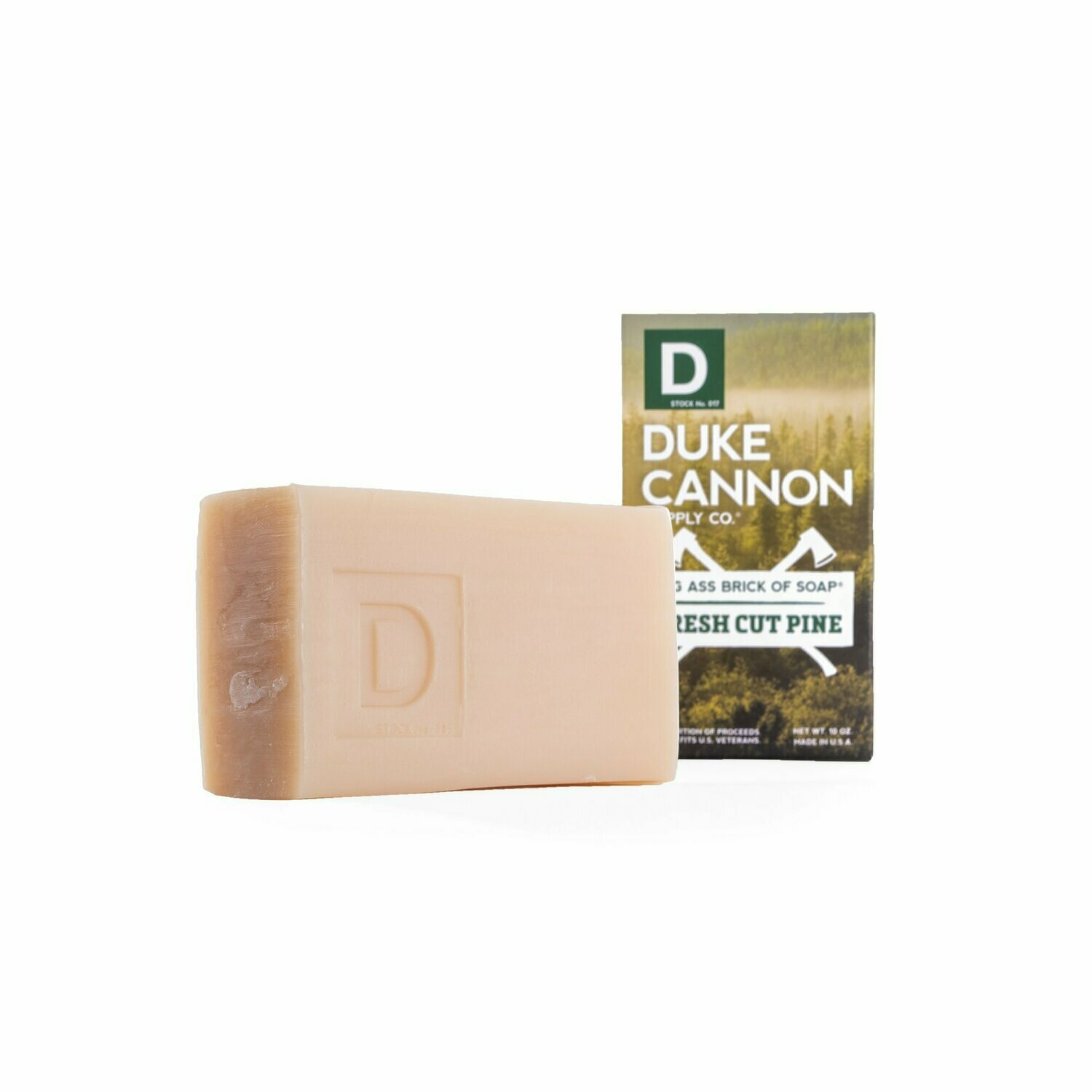 Fresh Cut Pine Soap By Duke Cannon