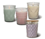 Raspberry Lime Fizz Candle By Swan Creek