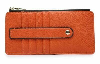 Orange Wallet By Jen & Co