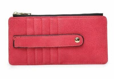 Pink Wallet By Jen & Co