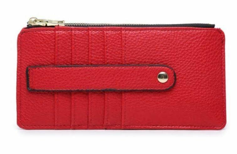 Red Wallet By Jen & Co