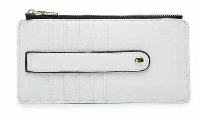 White Wallet By Jen & Co
