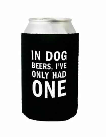 Dog Beers Koozie By Snark City