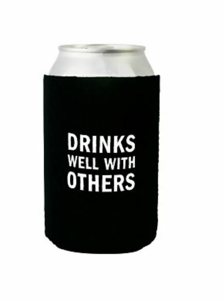 Drinks Well Koozie By Snark City