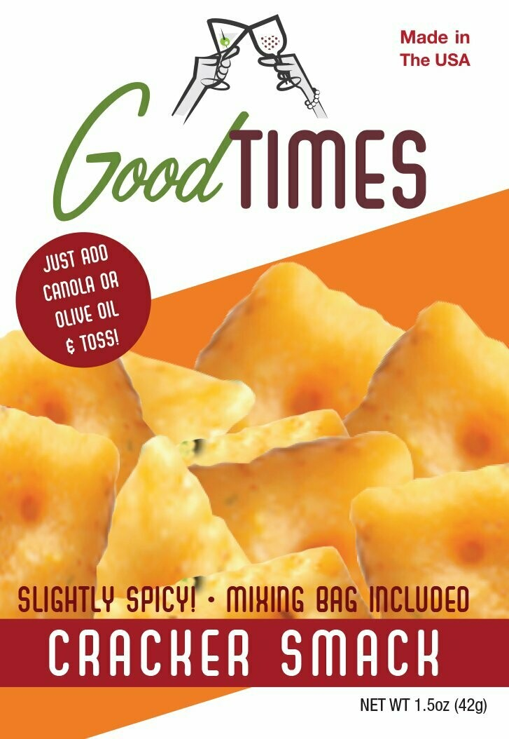 Cracker Snack Mix By Good Times