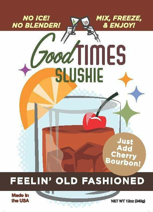 Feelin Old Fashion Drink Mix By Good Times