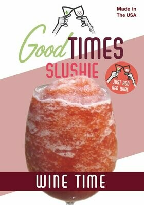 Wine Time Slushie By Good Times
