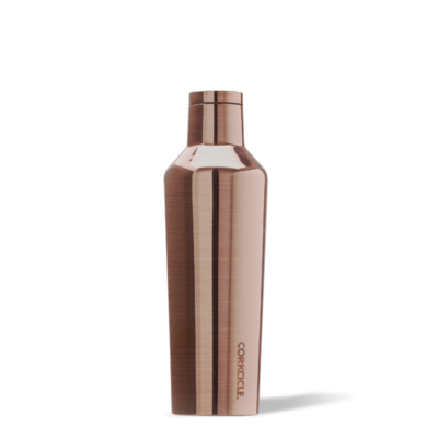 Brushed Copper Canteen 16 oz. by Corkcicle