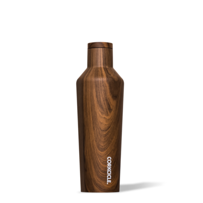 Wood Grain 16 Oz Canteen By Corkcicle
