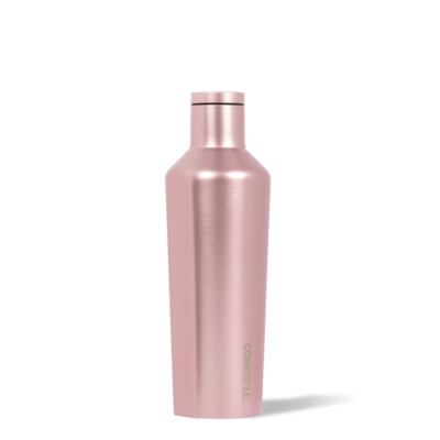 Corkcicle 16oz Canteen In Rose Metallic