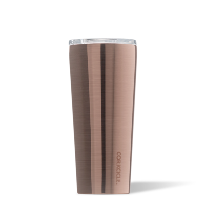 Brushed Copper Tumbler 24 oz. by Corkcicle
