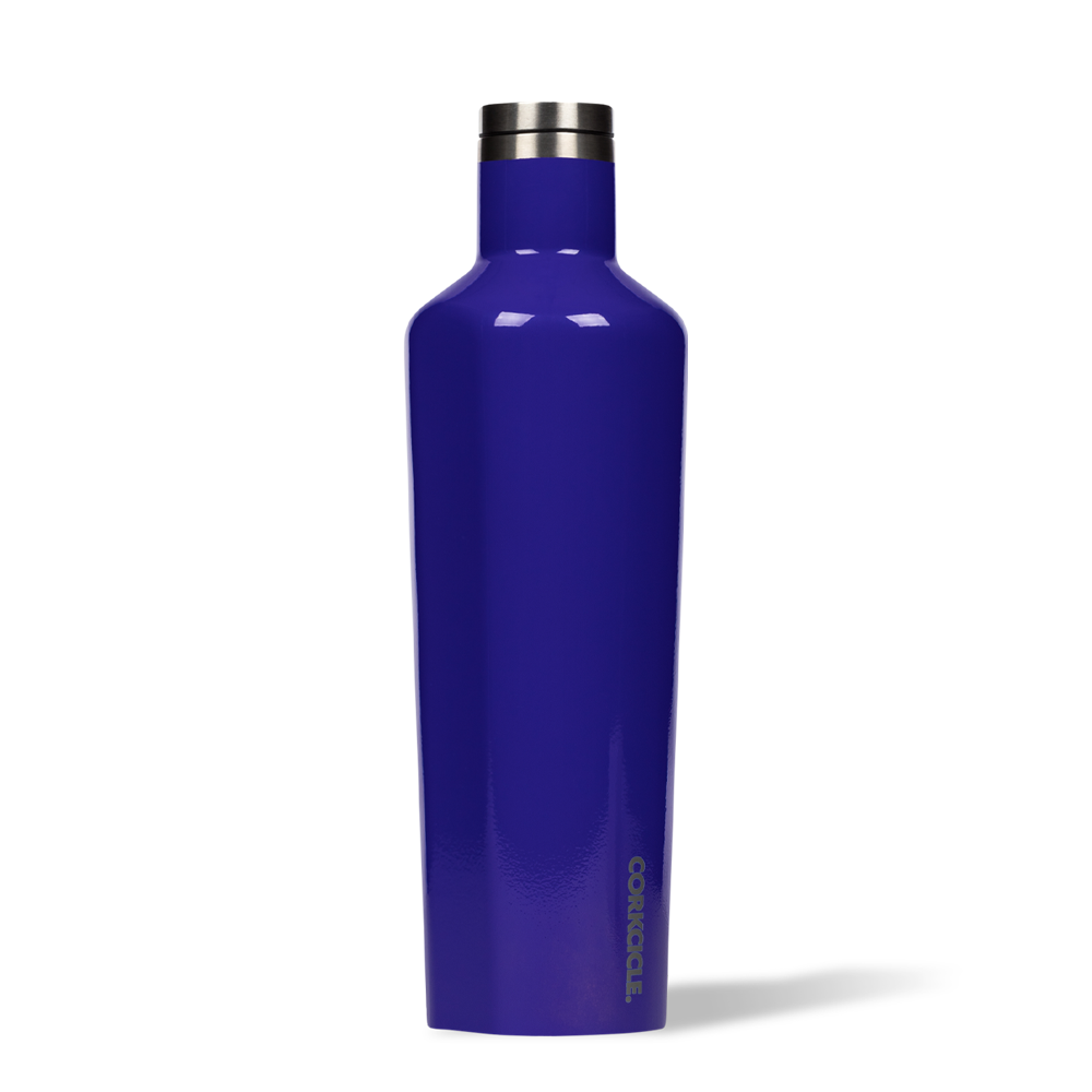 Rivieria Blue 25oz Canteen By Corkcicle