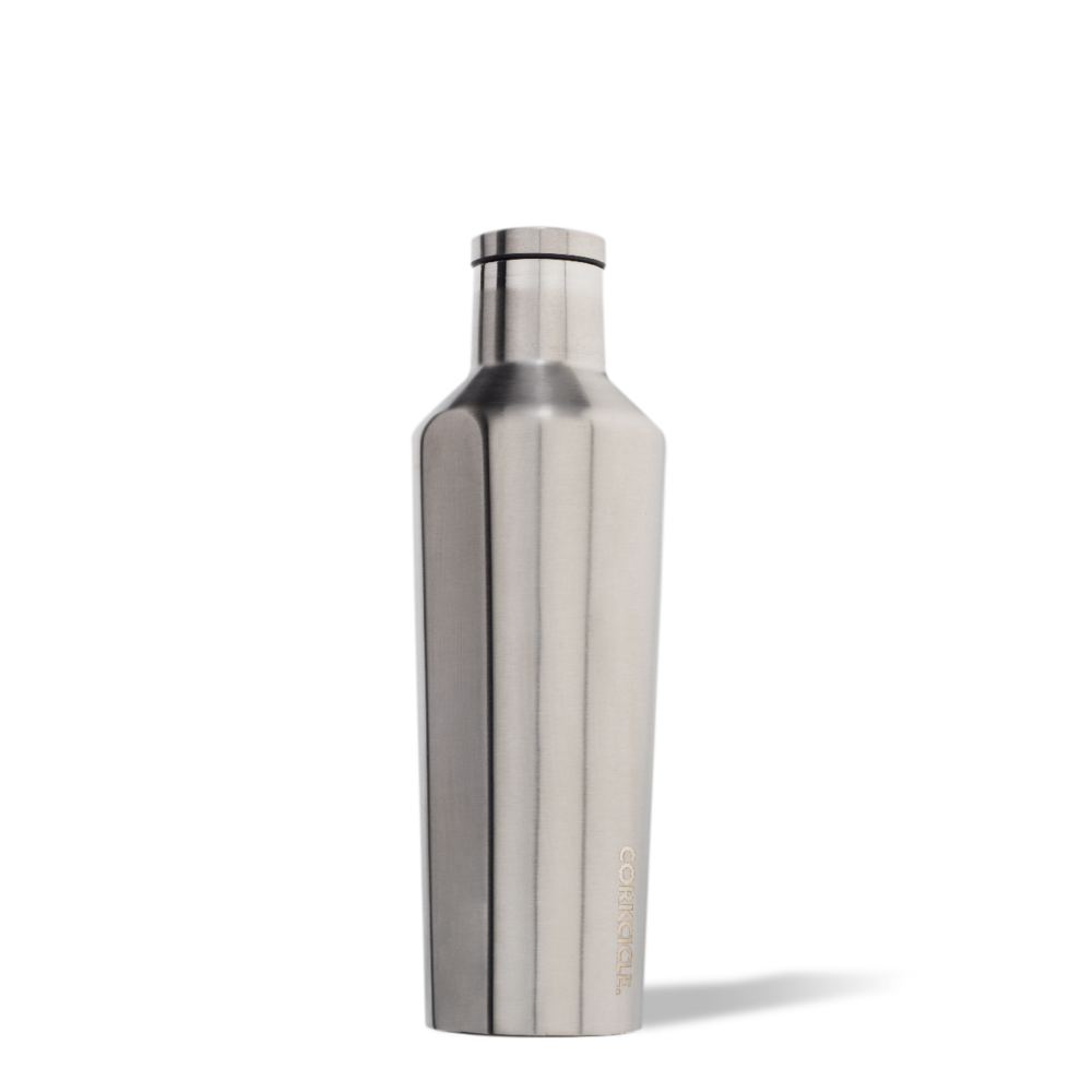 Brushed Steel Canteen 16 oz. by Corkcicle