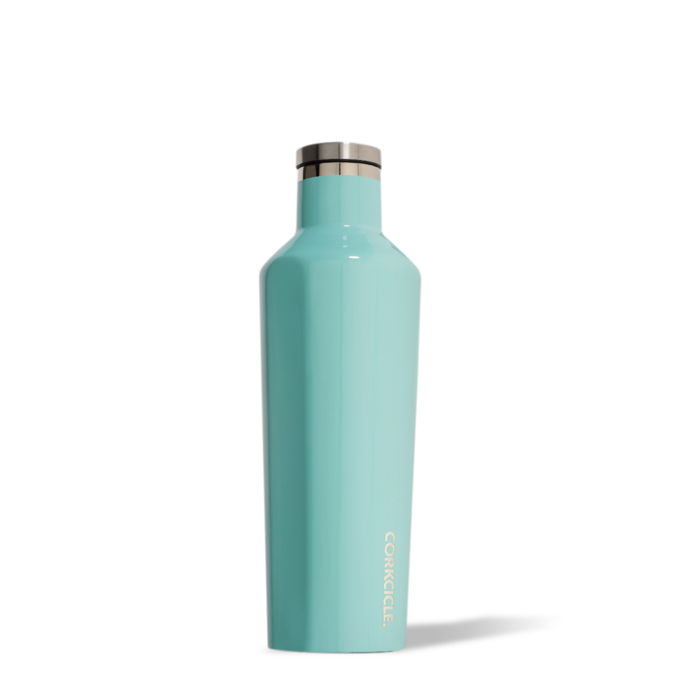 Turquoise 25 Oz Canteen By Corkcicle