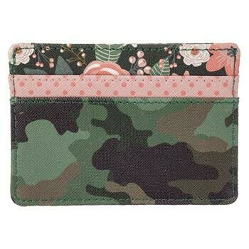 Camo Card holder By Karma