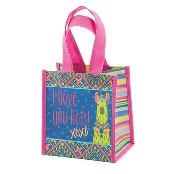 Llove You Llots Small Gift Bag By Karma