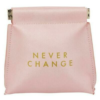Never Change Coin Purse By Karma