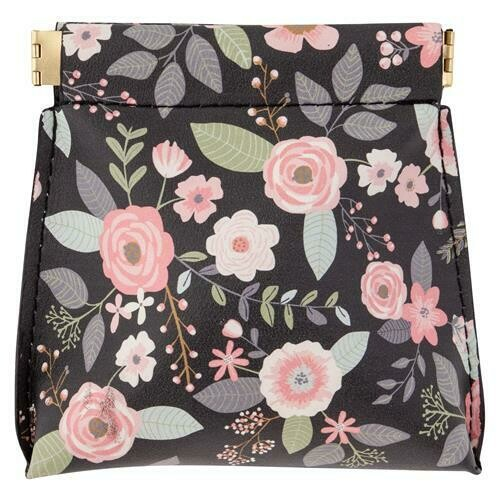 Roses Coin Purse By Karma