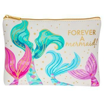 Mermaid Cosmetic Bag By Karma