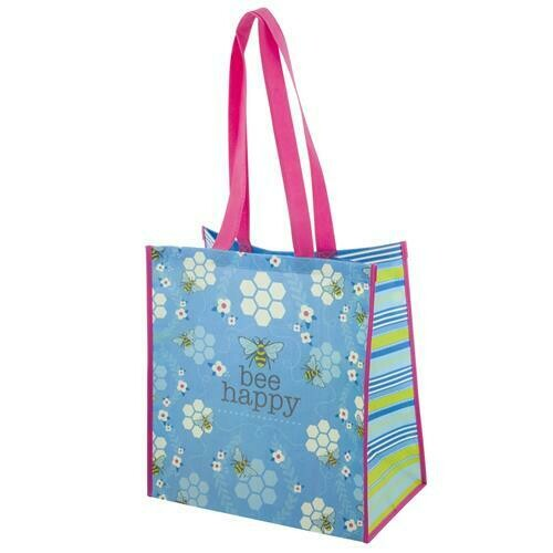 Bee Happy Large Gift Bag by Karma