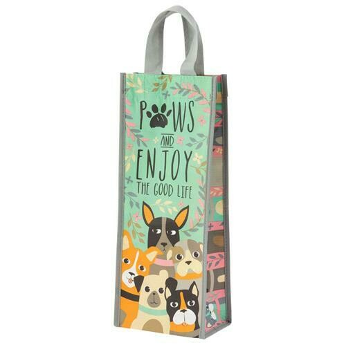 Dog Wine Bag By Karma
