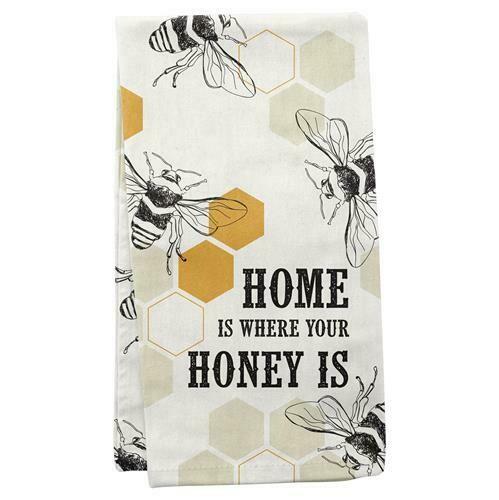 Home Honey Towel By Karma