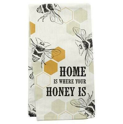 Home Honey Towel By Karma
