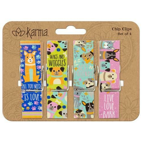 Dog Chip Clips By Karma