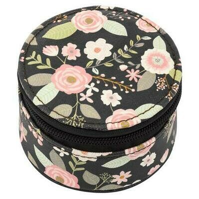 Roses Round Case By Karma