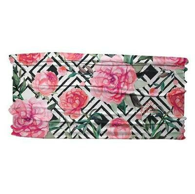 Roses Thin Headband By Karma