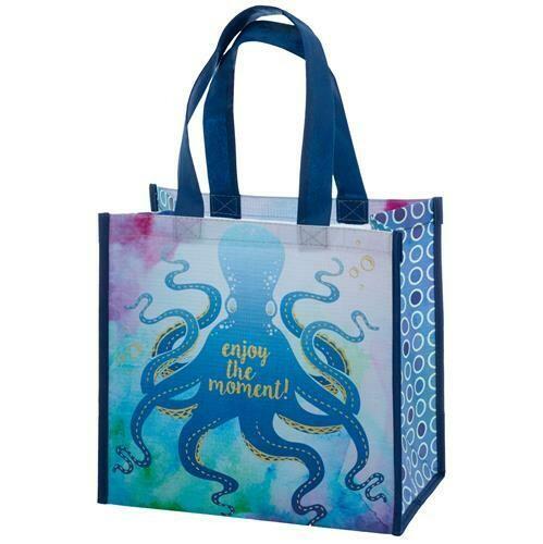 Octopus Tote Bag By Karma