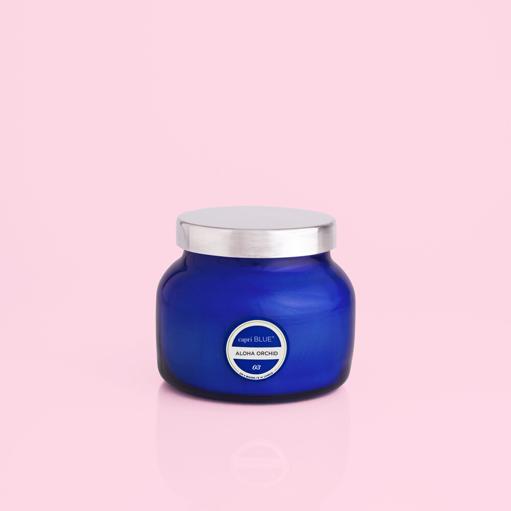 Aloha Orchid Petite Candle By Capri Blue