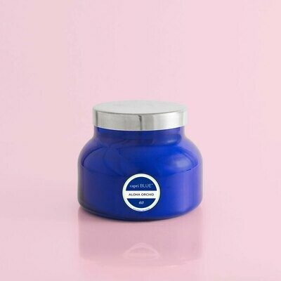 Aloha Orchid 19 Oz Jar Candle By Capri Blue