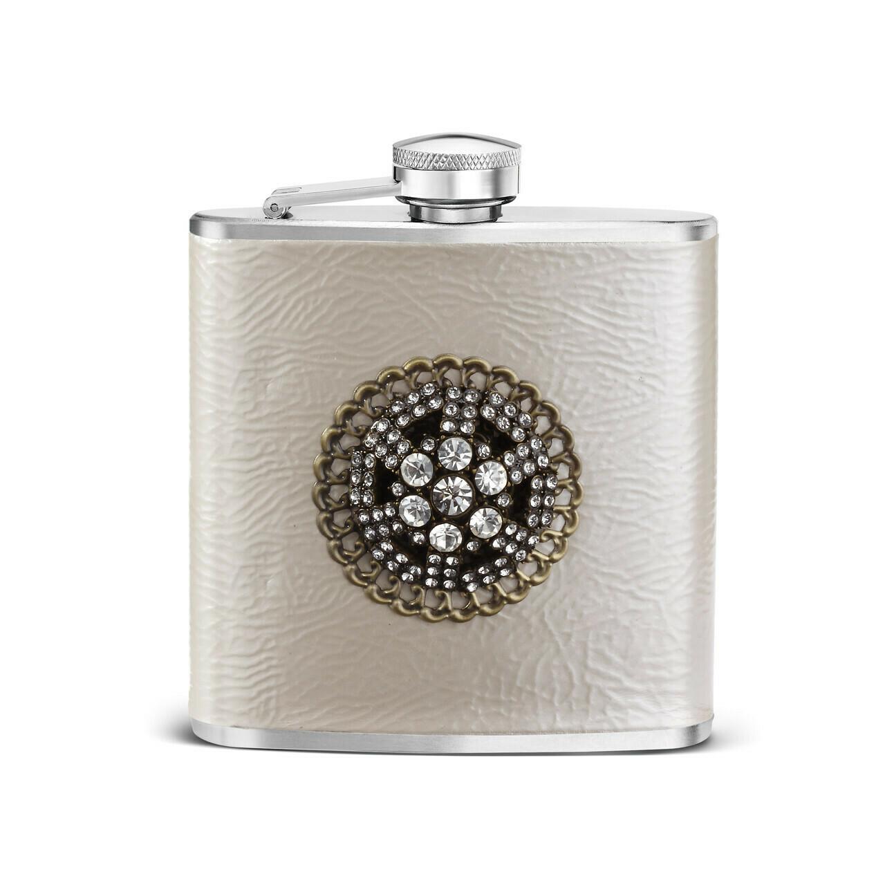 Embellished Flask by Demdaco